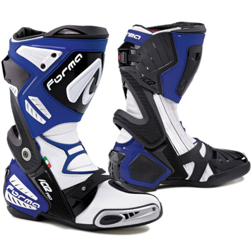 [FORMA] ICE PRO RACING BOOTS (블루)